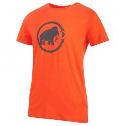 triko MAMMUT Logo T-Shirt Men zion