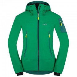 bunda ZAJO Air LT Hoody Jkt golf green