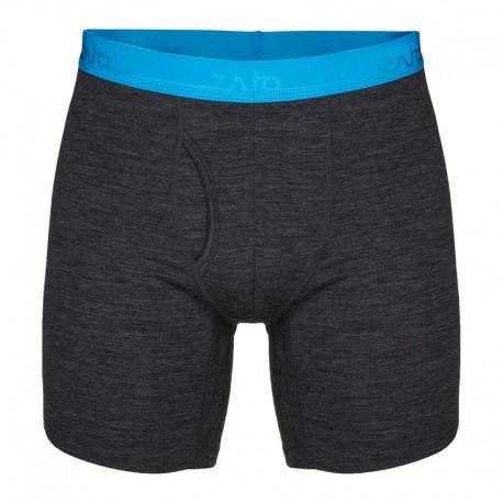 ZAJO Bjorn Merino Shorts black