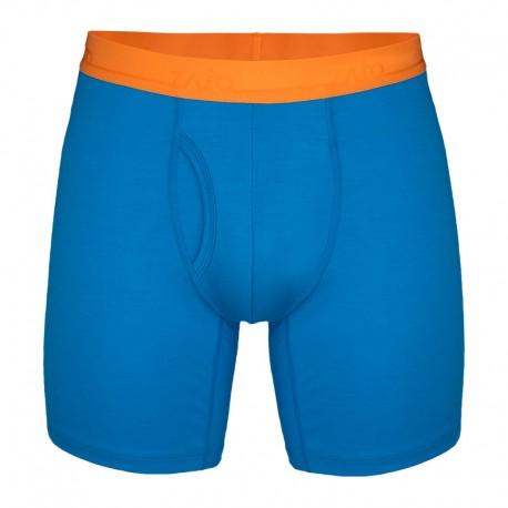 ZAJO Bjorn Merino Shorts greek blue