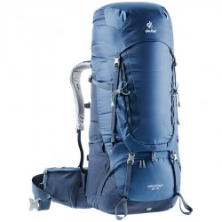batoh DEUTER Aircontact 65+10 midnight/navy