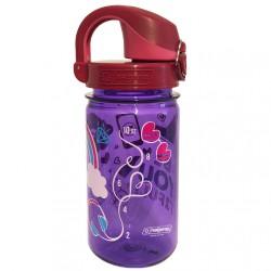 láhev NALGENE OTF Kids 0.35 L purple/beet beyoutiful