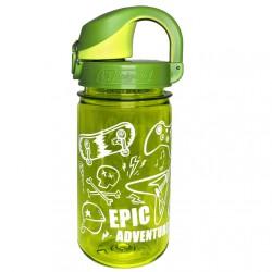 láhev NALGENE OTF Kids 0.35 L green/sprout epic