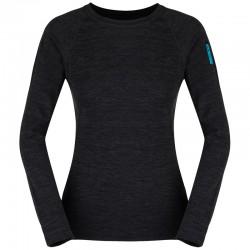 triko ZAJO Elsa Merino W T-shirt LS black