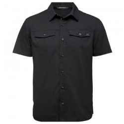 košile BLACK DIAMOND M SS Technician Shirt black