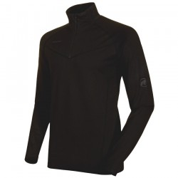 MAMMUT Snow ML Half Zip Pull Men black