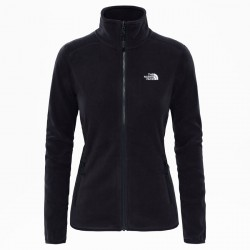 THE NORTH FACE W 100 Glacier Full Zip black
