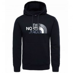 mikina THE NORTH FACE M Drew Peak PLV HD black