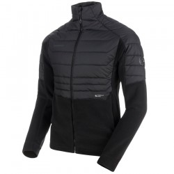 bunda MAMMUT Innominata ML Hybrid Jacket Men black