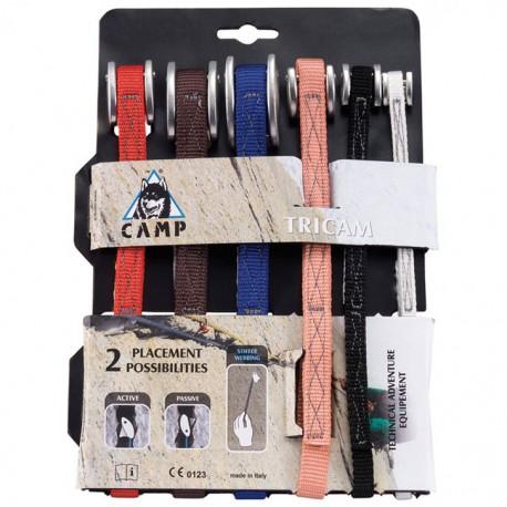 vklíněnce CAMP Tricam 6 ks