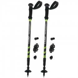 hole CAMP Backcountry Carbon black/green