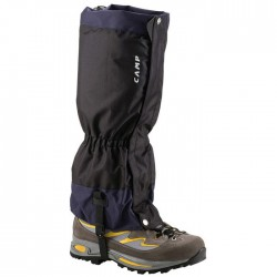 kamaše CAMP Walk Snowstop black/blue