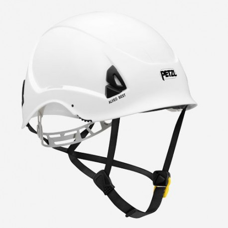helma PETZL Alveo Best red