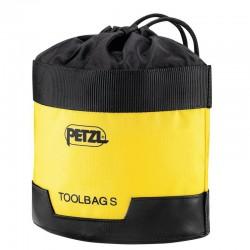 pouzdro PETZL Toolbag S yellow