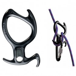 osma PETZL Pirana black