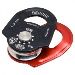 kladka PETZL Rescue red