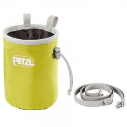 pytlík PETZL Bandi Chalk Bag yellow