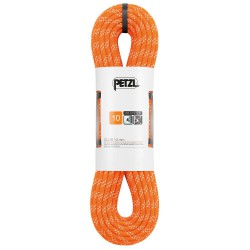 lano PETZL Club 10.0 mm orange 60 m