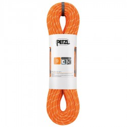 lano PETZL Push 9.0 mm orange 60 m