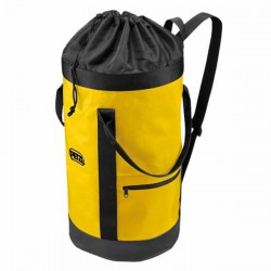 vak PETZL Bucket 35 black/yellow