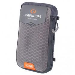 ručník LIFEVENTURE HydroFibre Trek Towel L grey