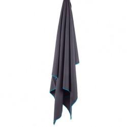 ručník LIFEVENTURE SoftFibre Lite Trek Towel L grey