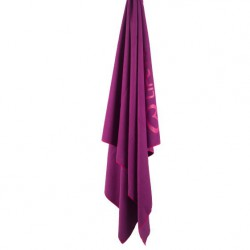 LIFEVENTURE SoftFibre Lite Trek Towel Giant purple
