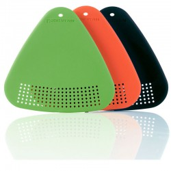 LIGHT MY FIRE Cutting Board 3-pack green/orange/black