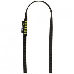 smyčka EDELRID Tech Web Slings 12mm 90cm black