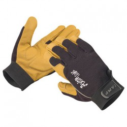 rukavice CAMP Axion Light Glove brown/black