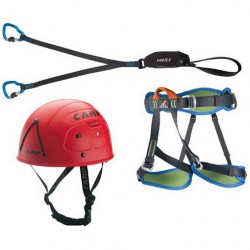 set CAMP Kit Via Ferrata Vortex