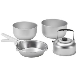 set EASY CAMP Adventure Cook Set S