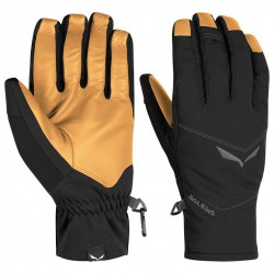 rukavice SALEWA Alphubel WS Primaloft Glove black