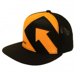 kšiltovka SINGING ROCK Snapback Hat yellow/black