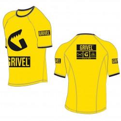 triko GRIVEL Technical T-Shirt yellow