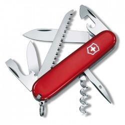 nůž VICTORINOX Camper red