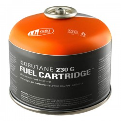 kartuše GSI OUTDOORS Isobutane 230g Fuel Cartridge