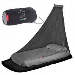 LIFESYSTEMS Solo Midge and Mosquito Net Single