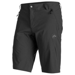 kraťasy MAMMUT Runbold Shorts Men black