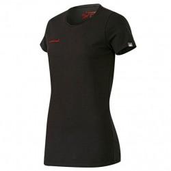 triko MAMMUT Logo T-Shirt Women black