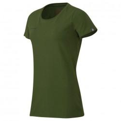triko MAMMUT Logo T-Shirt Women seaweed