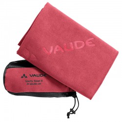 ručník VAUDE Sports Towel II S flame