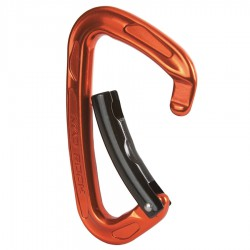 karabina MAD ROCK Super Tech Bent Gate orange