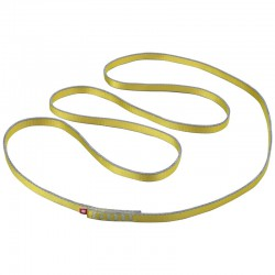 smyčka OCÚN O-Sling PAD 19mm 120cm yellow