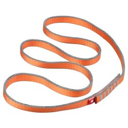 smyčka OCÚN O-Sling PAD 19mm 60cm orange