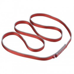 smyčka OCÚN O-Sling PAD 19mm 80cm red