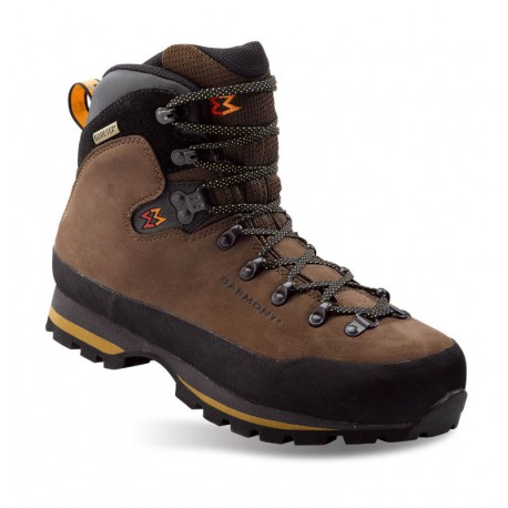 boty GARMONT Nebraska GTX dark brown
