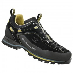 boty GARMONT Dragontail MNT GTX black/dark yellow