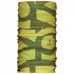 šátek ZAJO Unitube celery logo