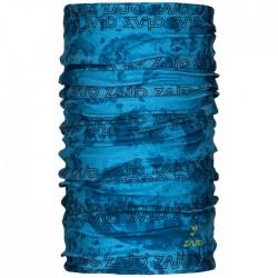 šátek ZAJO Unitube blue rock